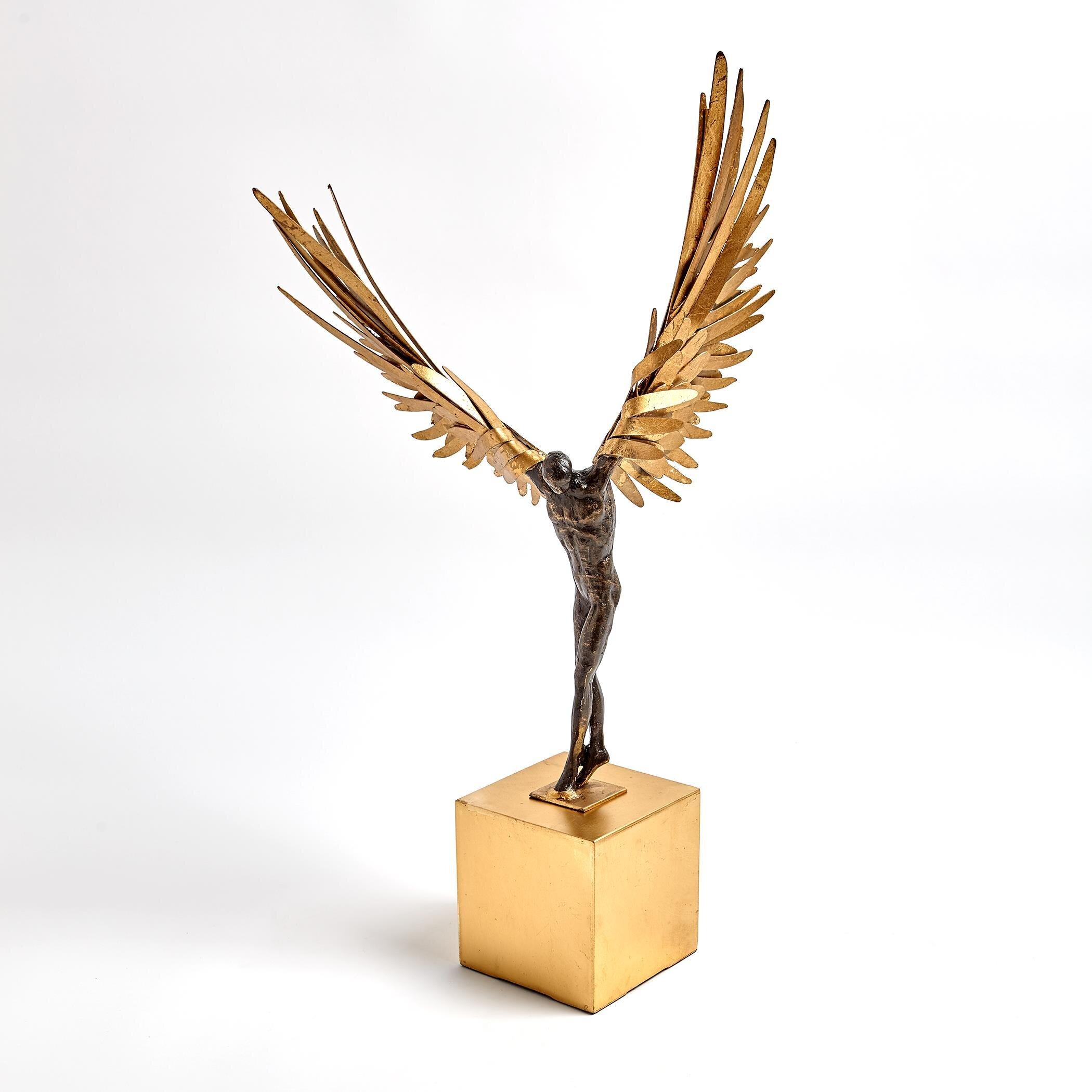 Global Views Avian Man Statue Reviews Perigold
