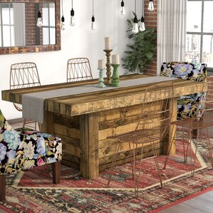 Chantel Rectangular Dining Table by World..