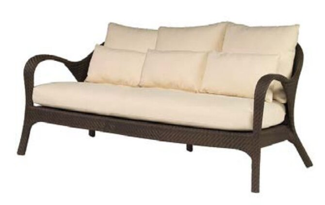 Bali Patio Sofa With Cushions