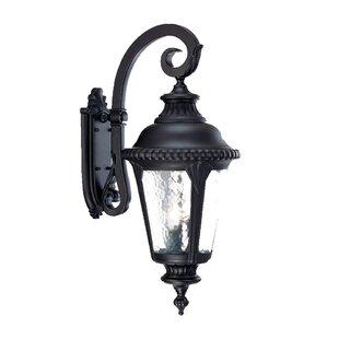 Appel 3-Light Outdoor Wall Lantern