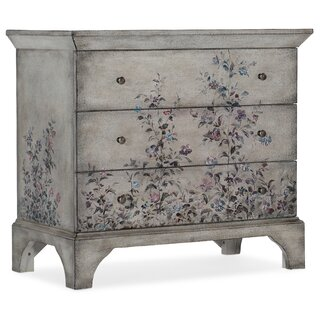 Alexandro 3 Drawer Accent Chest by One Allium Way SKU:EC373252 Buy
