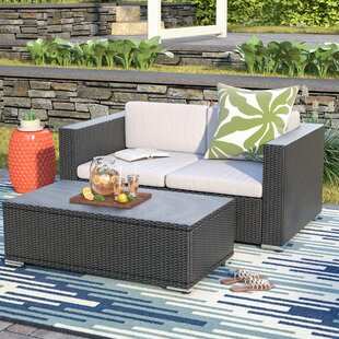 Tildenville 2 Piece Sofa Set with Cushions by Brayden Studio