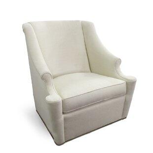 Gabby Lainey Swivel Wingback Chair