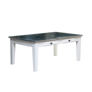 Valero Dining Table by Rosecliff Heights