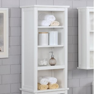 Carruthers 43.18cm X 91.44cm Bathroom Shelf By Blue Elephant