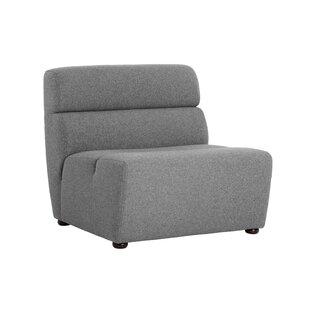 5West Cornell Convertible Chair by Sunpan Modern
