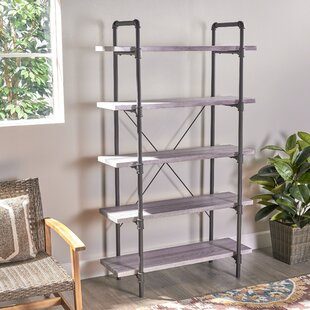 Mullenax Etagere Bookcase