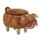 Emmett Bull Dog Storage Ottoman by Isabelle & Max™
