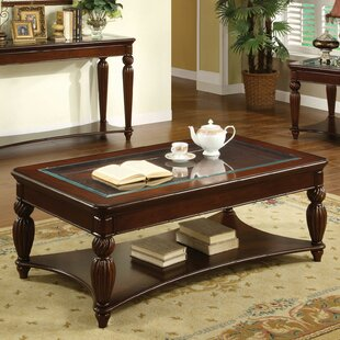 Harbison Coffee Table by Fleur De Lis Living