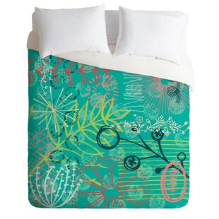 East Urban Home Summer Burst Duvet Cover Set