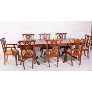 9 Piece Dining Set by America's Best Furniture