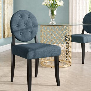 Courtnay Side Chair by Willa Arlo Interiors