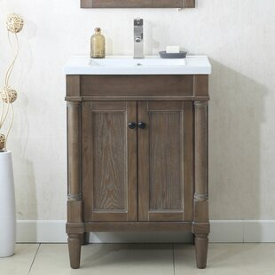 Silvana 24 Single Bathroom Vanity Set by Gracie Oaks