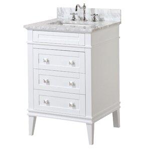 Eleanor 24  Single Bathroom Vanity Set24 Inch Bathroom Vanities You ll Love   Wayfair. 24 In Vanity With Sink. Home Design Ideas