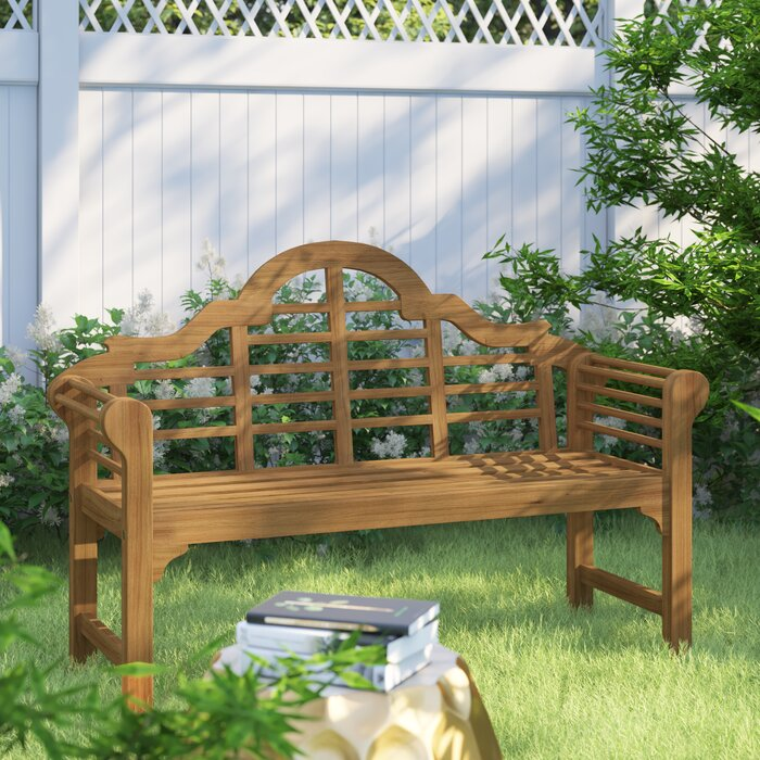 Shepha Wooden Bench