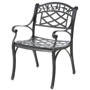 Carmen Patio Dining Chair (Set of 2)