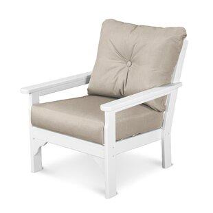 POLYWOOD® Vineyard Deep Seating Chair