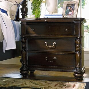 Savannah 3 Drawer Bachelor's Chest By Paula Deen Home