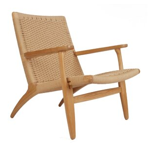 Lyle Lounge Chair by Rosecliff Heights