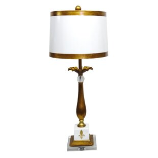 Fleur de lis table lamp wayfair fleur de lis 34 table lamp mozeypictures Gallery