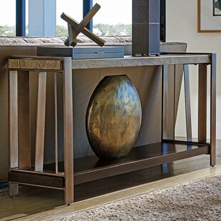 Lexington Zavala Intersect Console Table