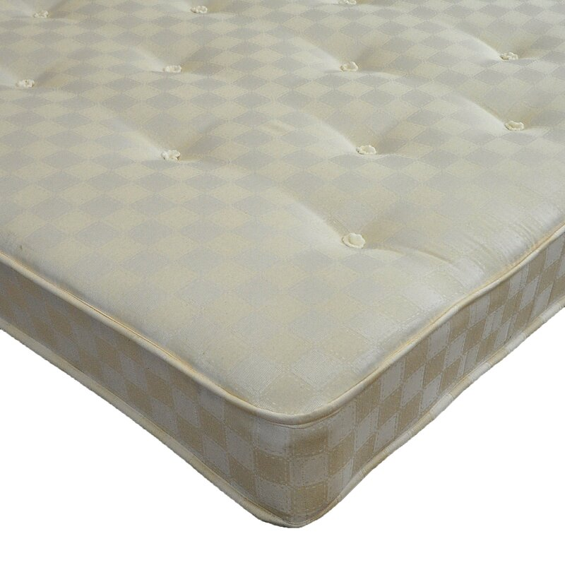 Extra Firm Orthopaedic Open Coil Mattress