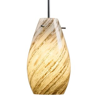Bruck Lighting Soho Mono Point Pendant Light