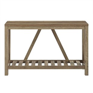 Gracie Oaks Brandy Entry Console Table