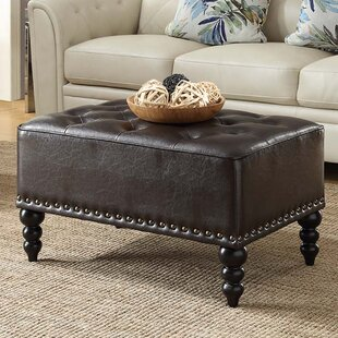 Newman Cocktail Tufted Ottoman