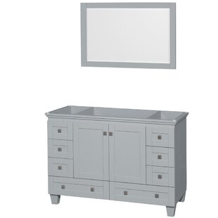 Acclaim 47 Single Bathroom Vanity Base by Wyndham Collection