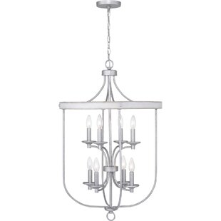 17 Stories Emaria 8-Light Urn Pendant