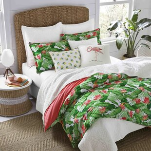 Madeira Cotton Reversible Duvet Cover Set
