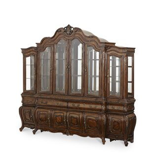 Lavelle Lighted China Cabinet No Copoun