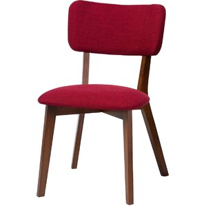 Baxton Studio Monaco Dining Side Chair (Set of 2) by Wholesale Interiors