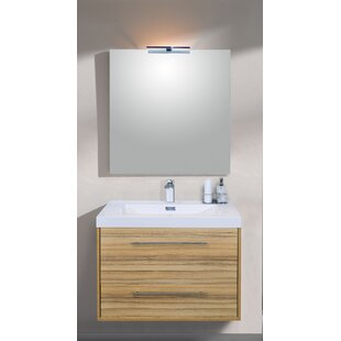 Ilsa 30cm Wall-Mounted Vanity Unit Base By Gracie Oaks