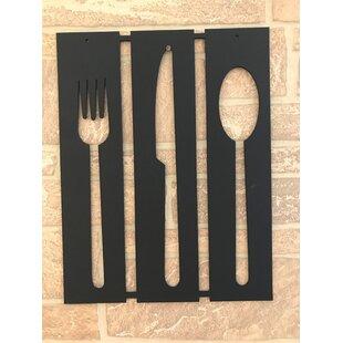 Fork Knife Spoon Wall Decor Wayfair