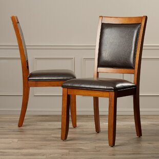 Cardoso Side Chair (Set of 2) Charlton Home
