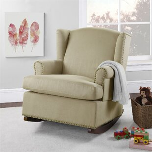 Scituate Wingback Rocker