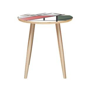 Marianne End Table by Brayden Studio