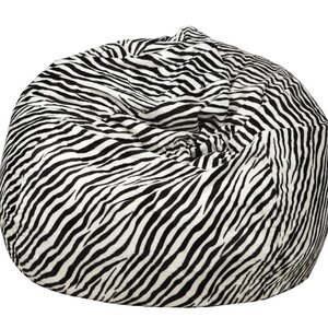Sitzsack Big 300 Wild Zebra von Sakwa