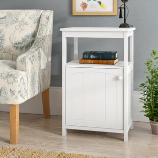 Reviews Woolsey Multi-Tiered End Table by August Grove