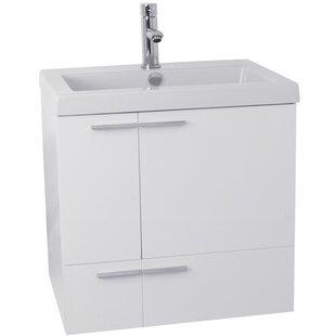New Space 23 Single Bathroom Vanity Set by Nameeks Vanities