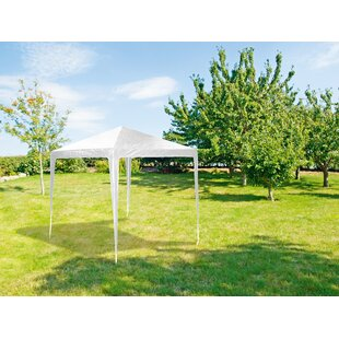 Mccarron 3m X 3m Metal Party Tent By Sol 72 Outdoor