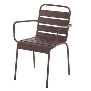 Drumankelly Stacking Garden Chair By Astoria Grand