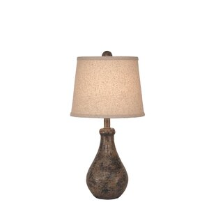 Yandell Small Clay 16 Table Lamp