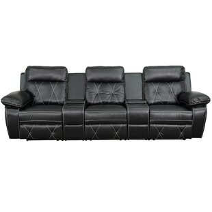 Home Theater Recliner Sectional By Red Barrel Studio