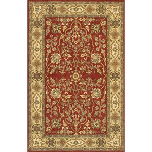 Westlake Red Area Rug