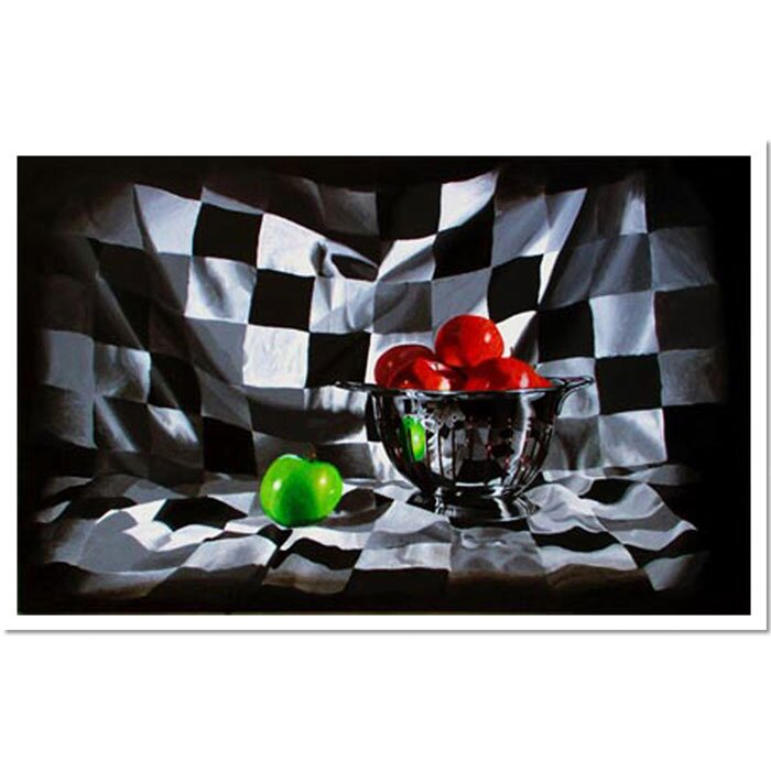 'It Ain't Easy' by Roderick Stevens Photographic Print on Wrapped Canvas
