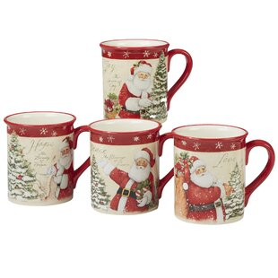 gianna 4 piece coffee mug set