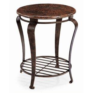 Clark End Table by Bernhar..
